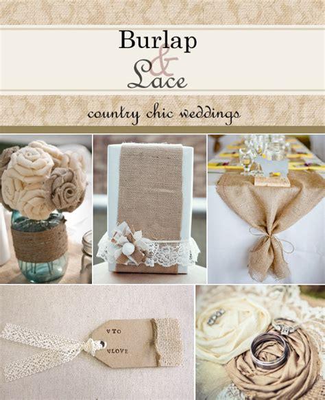 lq designs burlap lace wedding ideas wedding ideas