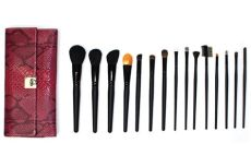 piccasso brush concealer 620 set 620 15pc pro set w faux reptile makeup brushes it cosmetics brushes brush sets