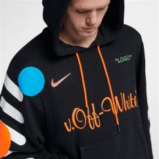 white nike football apparel release info sneakernews - Nike Off White Hoodie