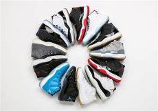 every pair of air jordans stadium goods 15 all air 11 pairs sneakernews