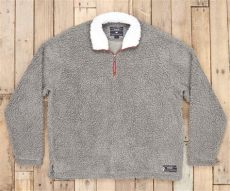 southern marsh collection sherpa pullover appalachian pile fleece - Appalachian Pile Sherpa Pullover