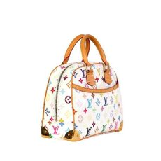 louis vuitton multicolor louis vuitton multicolor trouville white blanc luxity