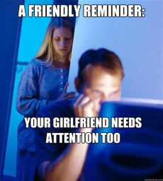 relationship memes attention meme girlfriend needs attention spells that work instantly
