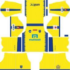 dls 18 kit kerala blasters gk kerala blasters fc kits 2018 2019 league soccer fts dls kits