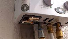 el boiler se apaga solo el calentador de gas se apaga varios gas