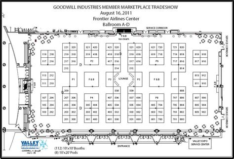 tradeshow floor plan layout floor plan layout trade