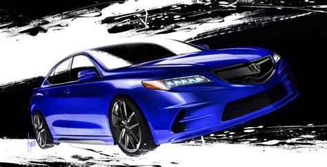 2015 acura tlx galpin auto sports top speed