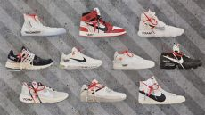 off white x nike shoes collection passing the baton virgil abloh reconstructs for white x nike collection holr magazine