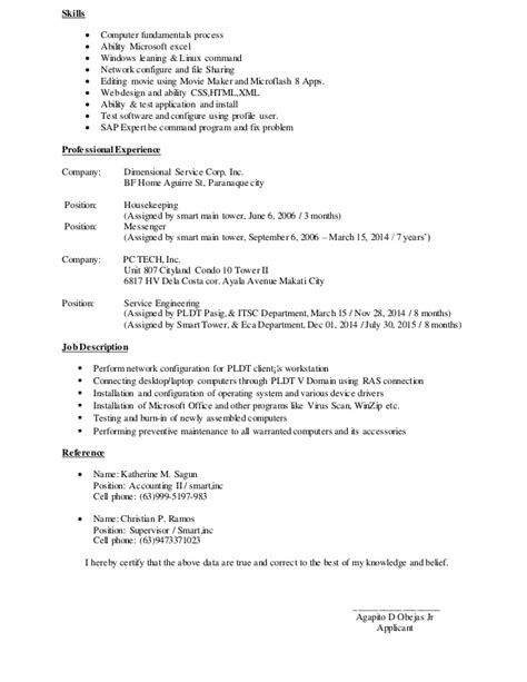 Resume God Comand In English.html