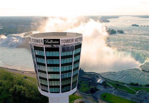 tower hotel stay niagara falls canada