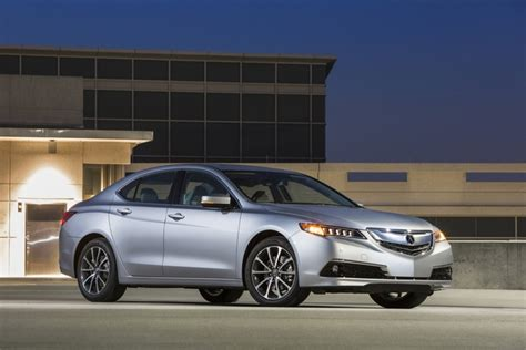 2016 acura tlx review carsdirect