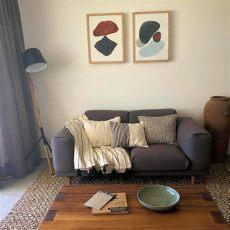 decoracion para salas pequenas y sencillas decorar salas peque 241 as estilo actual y c 225 lido depto9