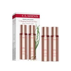 clarins shaping facial lift duo v shaping lift duo aelia duty free