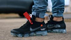 nike off white vapormax black on feet white x nike vapormax on vlog clothes brands style and looks spotern