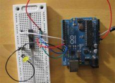 attiny2313a arduino programming attiny2313 with arduino uno