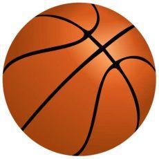 balon de basquetbol dibujo animado pin en basket