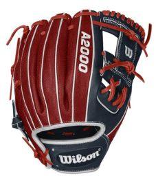 wilson a2000 1786 ss wilson gotm custom a2000 1786 ss glove july 2018 bagger sports