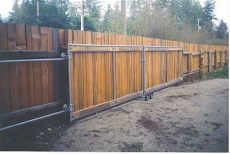 how to build a timber sliding gate diy sliding wood fence gate woodworking projects plans in 2019 wood fence gates wooden