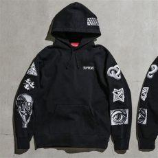 supreme mc escher hoodie pink supreme x mc escher hoodie brand new unopened poshmark