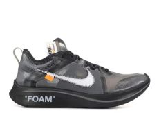 nike off white zoom fly black silver white nike zoom fly black silver kickstw