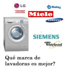 191 cuales las mejores marcas de lavadoras y secadoras sat sevilla - Marcas De Lavadoras En Colombia