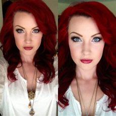 pravana chromasilk vivids red pravana vivids mac makeup chromasilk vivids mac makeup and hair