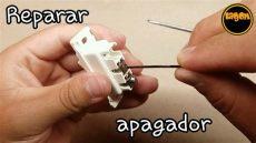 como reparar un apagador como reparar un apagador