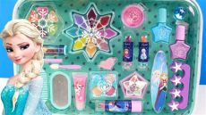pinturas para ninas walmart maleta de maquillaje para ni 241 as de frozen elsa y set manicura de frozen para ni 241 as