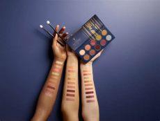zoeva premiere palette swatches zoeva premi 232 re blush eyeshadow palette lip crayon et pinceaux