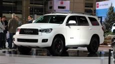 toyota sequoia trd pro teaches an new tricks in chicago - Foosites Pro Sequoia