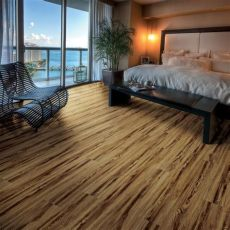 home legend hardwood flooring cleaning home legend embossed hickory fawn 7 in wide x 48 in length click lock luxury vinyl plank 23 3