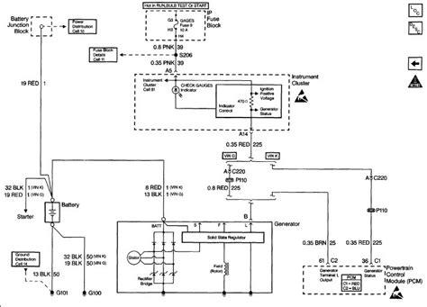 98 ls1 alternator exciter wire ls1tech camaro firebird