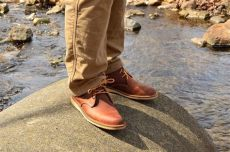 wing heritage weekender chukka shoe style 3322 review 229 99 bestleather org - Red Wing Heritage Weekender Chukka Review