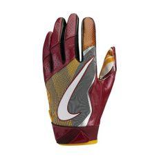 nike vapor jet 4 football gloves nike vapor jet 4 nfl redskins s football gloves in for lyst