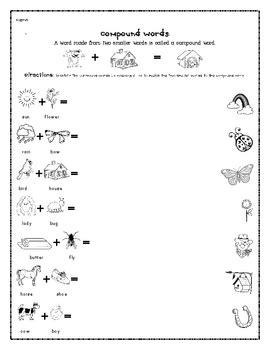 grade language arts worksheets 10 pages tpt
