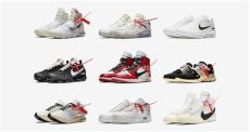 ranking all of the white x nike sneakers from worst to best complex - Off White X Nike Shoes Collection