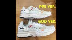 nike air presto off white fake vs real real vs white nike air presto 2 0 white a comparison from bootsfy