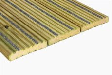 how to make decking non slippery non slip decking for commercial use bs7976 tested gripsure uk