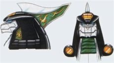 wide neck dragonzord whats the deal this mmpr megazord concept rangerboard