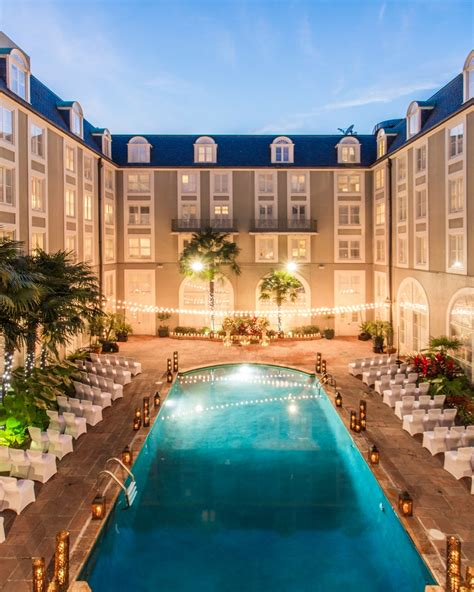 bourbon orleans hotel orleans louisiana united states hotel