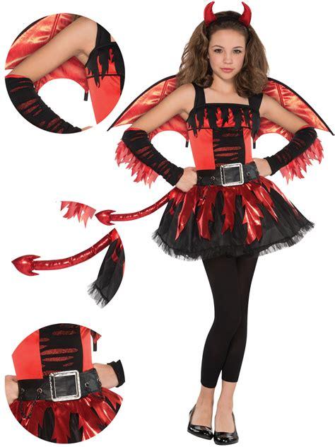 girl teen daredevil costume children fancy dress hub