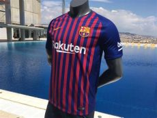 barcelona unveil new home kit for 2018 19 season goal - Barcelona New Kit 201819 Dls