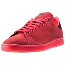adidas stan smith shoes red adidas stan smith womens trainers black new shoes ebay