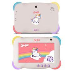 tablet ghia 7 1gb 16gb wifi android 9 bluetooth unicornio - Tablet Ghia Kids Unicornio