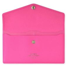 delfonics quitterie card case delfonics quitterie multi card pouch pink greer chicago