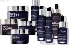 institut esthederm products institut esthederm launches new intensive collection in the gcc
