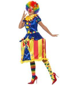 kostum kindheitshelden damen clown karussell kost 252 m mit licht f 252 r damen kost 252 me f 252 r erwachsene und g 252 nstige faschingskost 252 me
