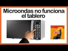 microondas no funciona microondas no funciona el tablero teclado n 250 mero inicio parte 1