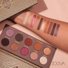 zoeva voyager cocoa blend eyeshadow palette zoeva cocoa blend eyeshadow palette 15g feelunique