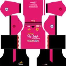 kelantan fa kits 2015 2016 league soccer fts dls kits - Kit Dls Warna Pink